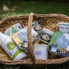 Produits laitiers - La Ferme de Marie-Jeanne à Andel